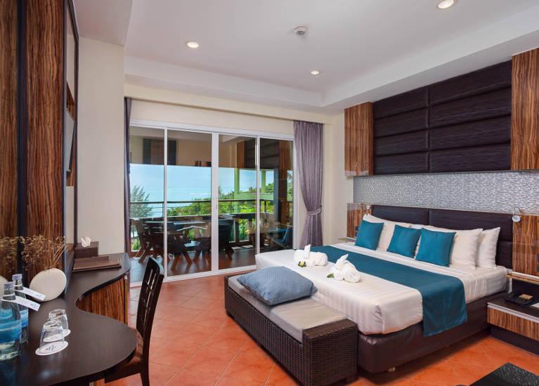 2 Bedroom Family Seaview